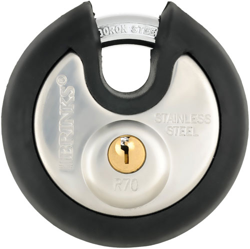 Padlock 70mm Commercial Disc