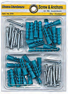 Screws: Machine, Slotted, Round Head, Zinc