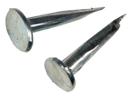 Tacks: Galvanized, Screen, Carpet