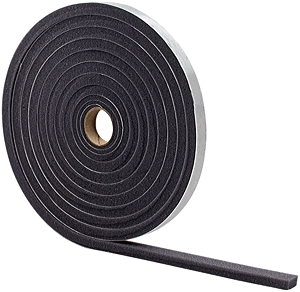 Foam Tape 1/2x3/4x17'Mp