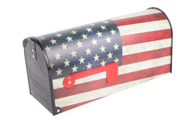 Mailbox Old Glory