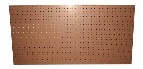 Composition Wall Board: Perforated