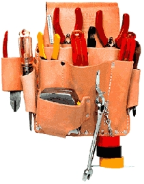 Tool Holders: Holders & Pouches