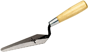Mason's Tools: Trowels, Pointing