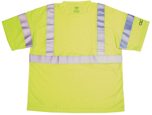 Safety T-Shirt Class2 Lime M