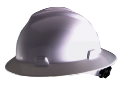 Hard Hat White Industrial