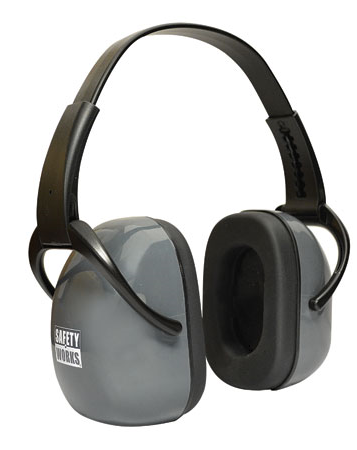 Ear Muff Nrr 24 Foldable
