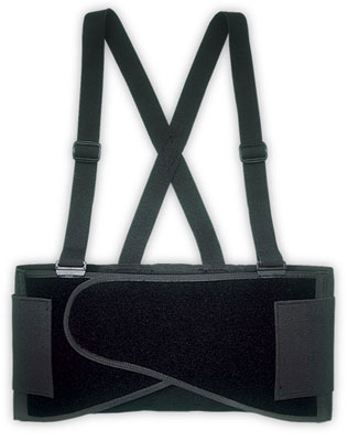 Safety Equipment: Back Support Belts