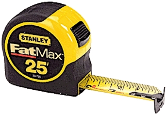 "Tape Measure 1-1/4""x25' Fatmax"