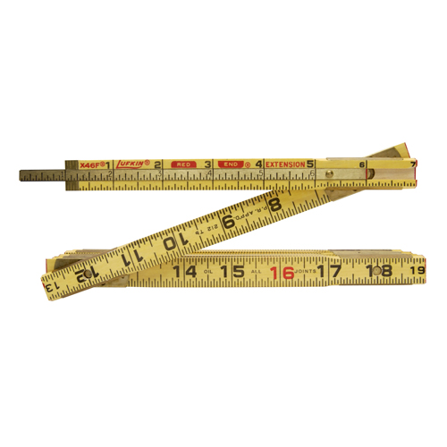 Measuring Tools: Folding Rules