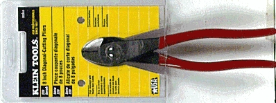 Pliers: Diagonal & Center Cutting