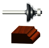 Power Router Bits: Edge Forming Bits