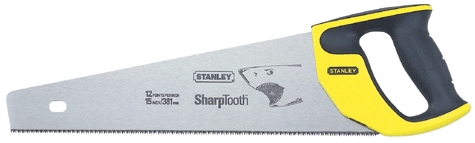 "Handsaw Sharptooth 15"" 12pt"