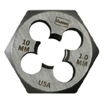Hex Die 12mm - 1.5 Metric Cd