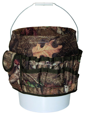 Tool Holder 5gl Bucket Camo 30