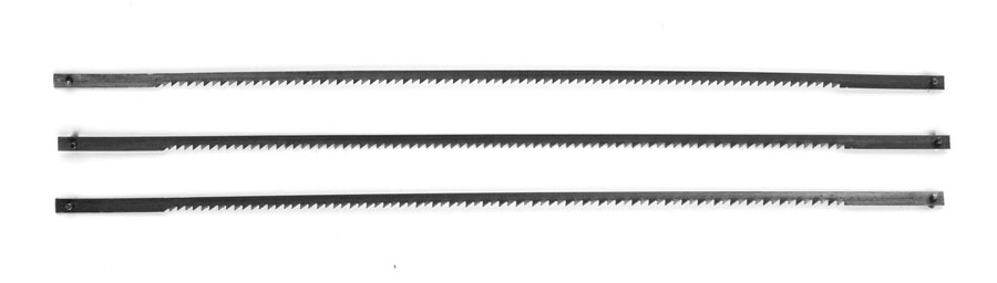 Coping Saw Blade Crse 17pt 3pk