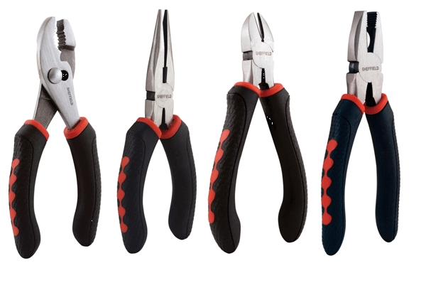 Pliers Set 4-Pc