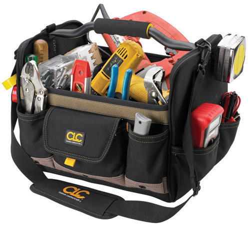 "Tool Bag 14"" 21-Pkt Open"