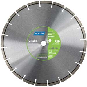 "Blade 14"" Diamond Seg Rim"