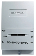 Thermostat Heat/Cool Manual