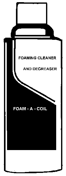 Cleaners: Coil, Air Conditioner