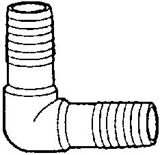 Fittings: Elbows, Insert, Poly Pipe