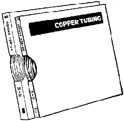 Pipe: Copper, Refrigeration