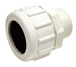 Fittings: Adapters, Pvc, Cpvc, Compression