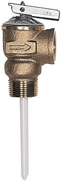 Water Heaters: Pressure Relief Valves