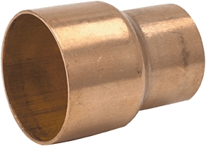 Fittings: Caps, Couplings, Sweat, Copper