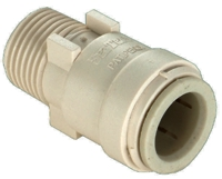 "Adapter 3/8"" Qc X1/2""mpt"