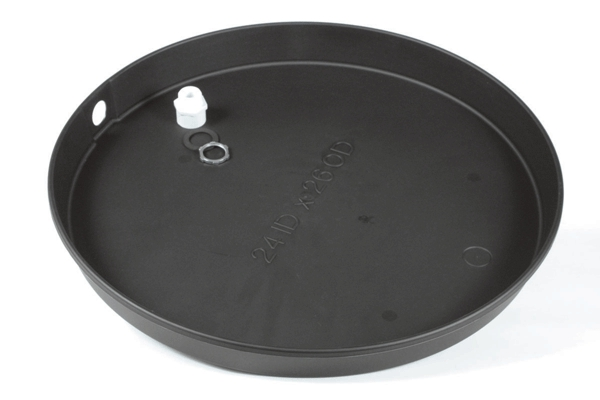 Water Heaters: Drain Pans