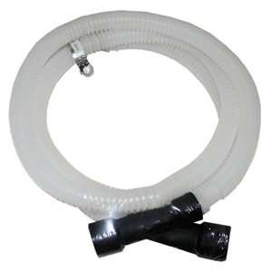 Hose: Rubber, Dishwasher, Washing Machine