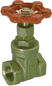 Valves: Gate, Brass, Celcon, Pvc