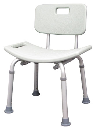 Safety Seat W/Backrest Adjust