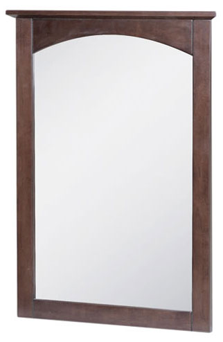 Mirror 21x28 Cherry Columbia