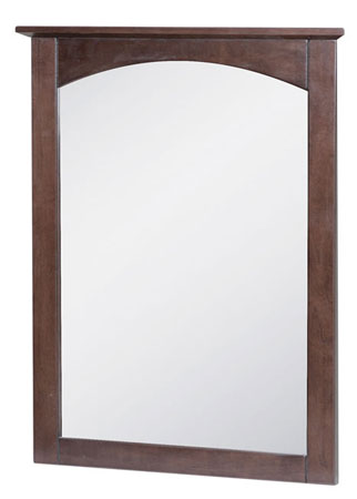Mirror 25x32 Cherry Columbia