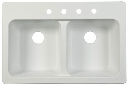 Sinks: Kitchen; Composite