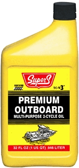 Small Engine Oil: 2-Cycle Gasoline Mix