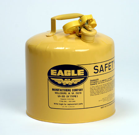 Safety Diesel Can 5gl Type I