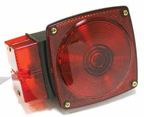 Tail Light 8 Funct Submersible