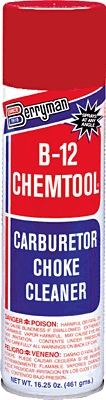 Carburetor Cleaner 16.25 Oz