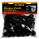 "Bungee Cord Canopy 8"" 25/Pk"