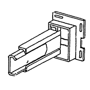 Drawer Guide Mobile Home Rear