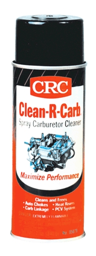 Carburetor Crc Spray Cleaner