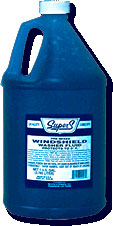 Cleaners: Auto, Windshield Wash