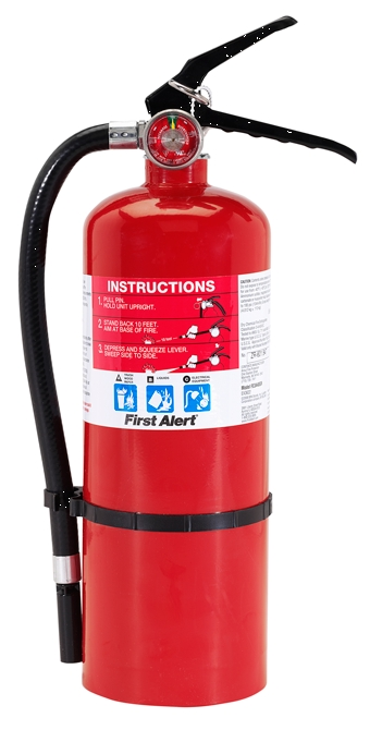 Fire Extinguisher Hd 3-A:40b:C