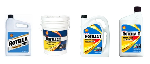 Motor Oil Gl 30w Shell Rotella