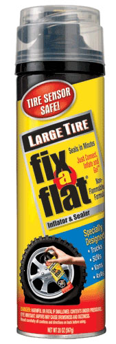 Fix-A-Flat 20 Oz With Hose