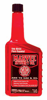 Lubricating Oil Marvel 16 Oz